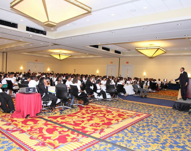 Gates Millennium Scholars Foundation - 2012