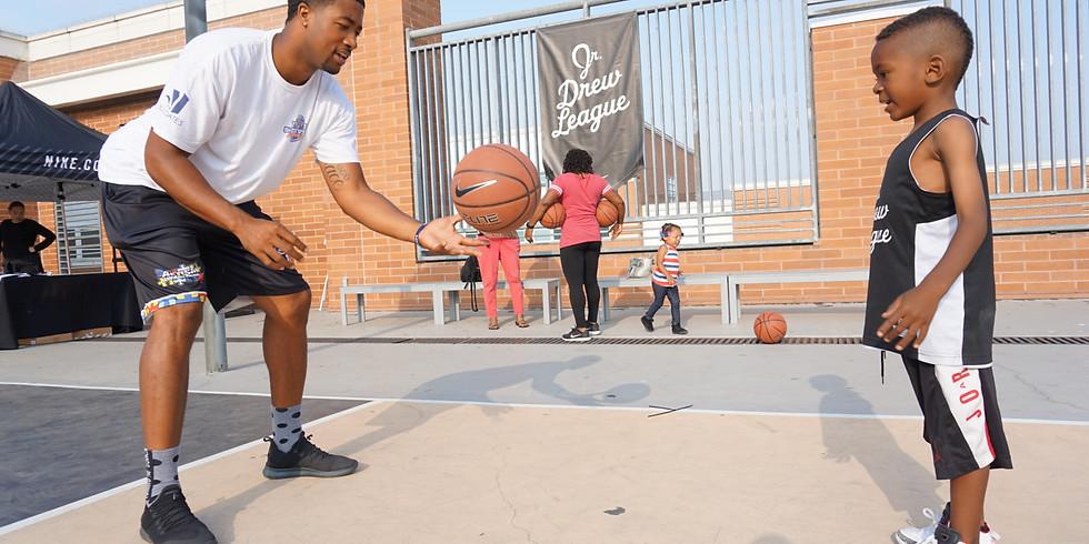 OUTDOOR BASKETBALL (Santa Monica)