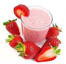strawberry smoothie, staunton va
