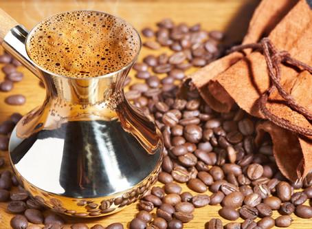 Love Strong Coffee? Make it Turkish!