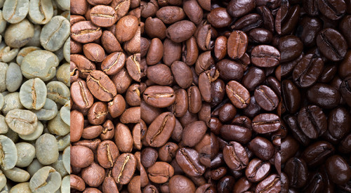 Stages of Coffee Roasting