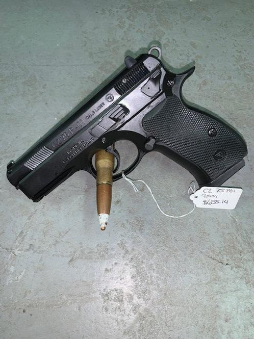 CZ 75 P-01 9mm Luger