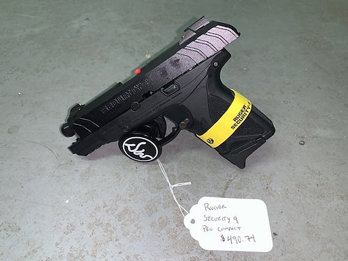 Ruger Security Pro Compact 9mm