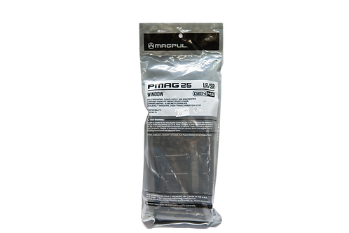 Magpul Windowed PMAG 25rd for 7.62/51 NATO/.308 Winchester