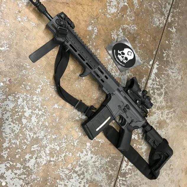 Custom M4 Build.