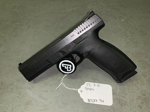 CZ P10 9mm