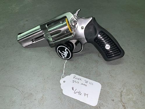Ruger SP101 357 Mag