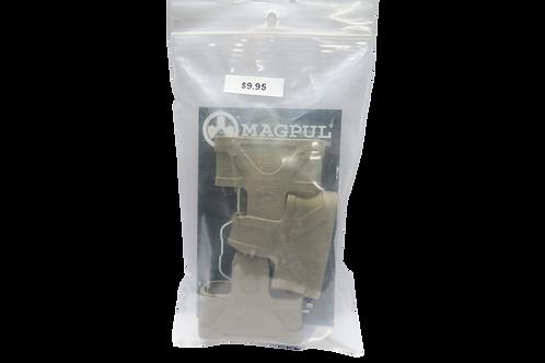 Magpul x3 Mag Assists in Tan