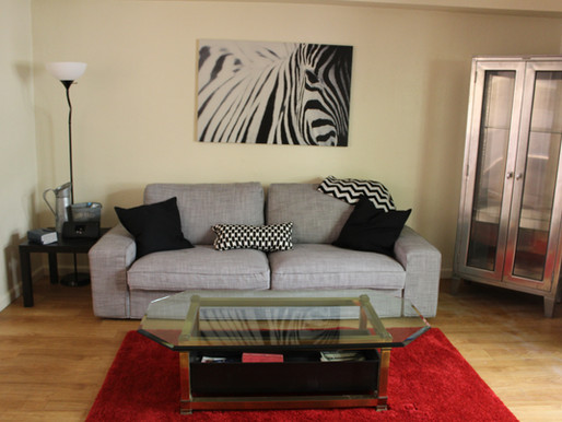 On TWU Campus-1102 No. Bell-2 bed 2 bath 2 story luxury! $1295.00  (Avail 8.1.21)