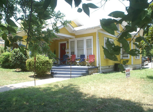 1120 W. Mulberry- 2 Bedroom House on UNT Campus