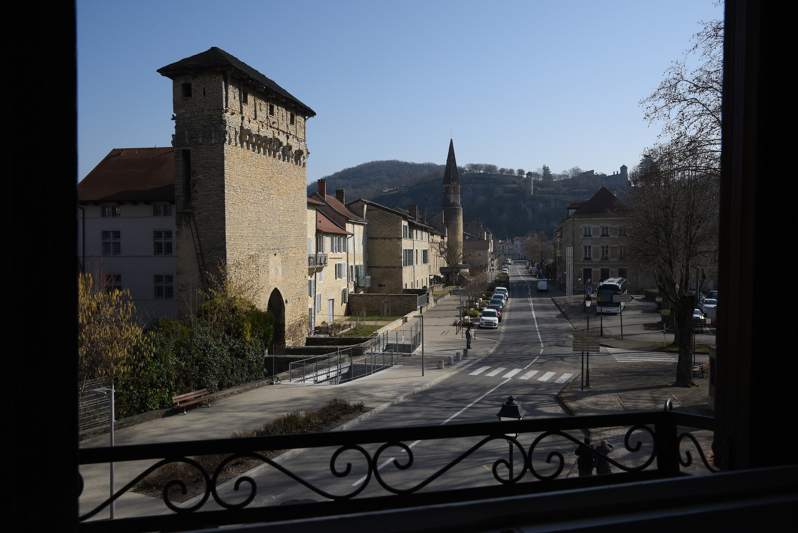 Hotel Crémieu Rhone Alpes