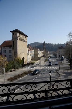 Cremieu, cité médiévale, Hôtel Le Baron