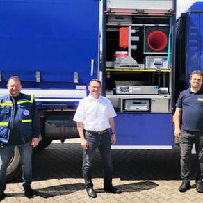 Fahrzeugbeschaffungsprogramm des Bundes: 320.000 Euro für THW Nördlingen