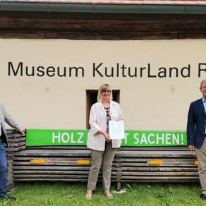 Maihinger Museum KulturLand Ries erhält Bundes-Soforthilfe