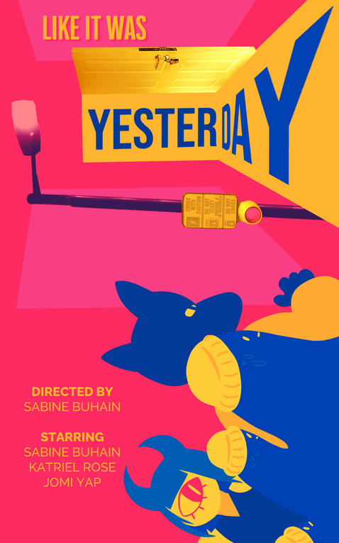 Like It Was Yesterday: Poster (2021)