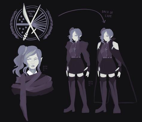 Aisling - Concept Art (2021)