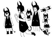 Claire - Doodles