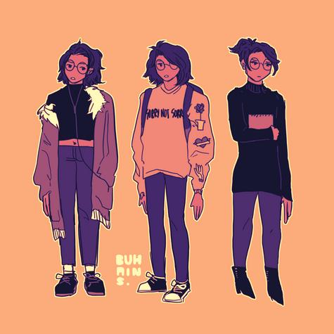 Campus Fashion (2019)