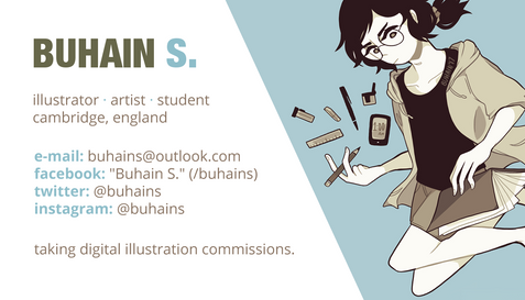 Business Card (2018)