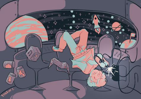 Space Trip (2017)