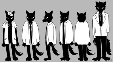 Noah - Character Sheet
