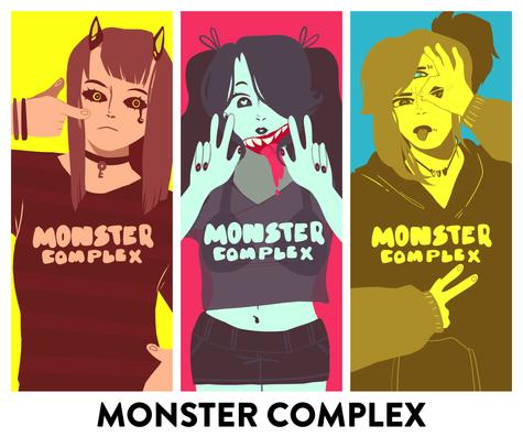 Monster Complex (2016)