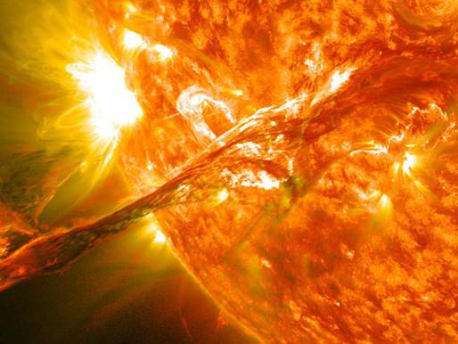 Tempête solaire ~ DANS LE COEUR