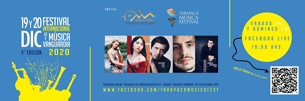 Invitación Tarapacá Música Fest 2020_V°