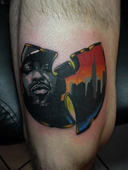 Wu Tang Clan Tattoo