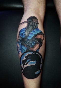 Mortal Kombat / Sub Zero