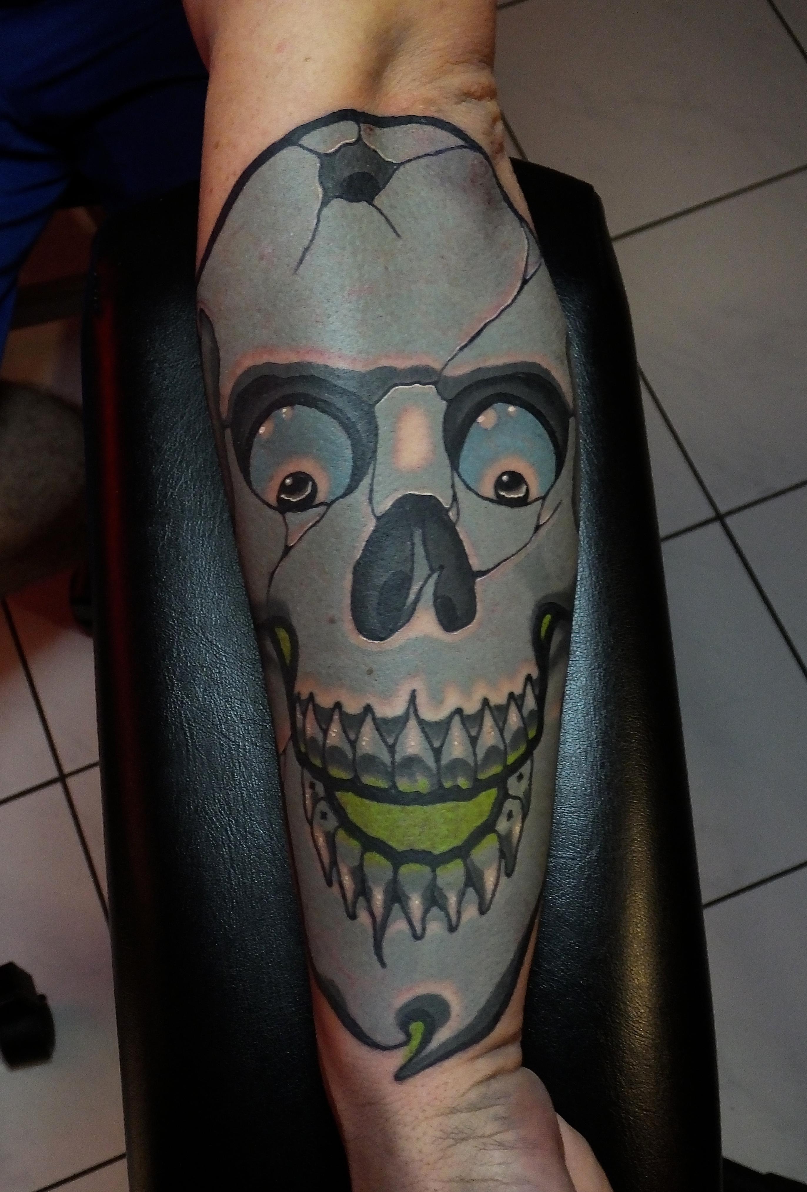 Tattoogaleria Von Boris Schormann Tattoo Artist In Trier