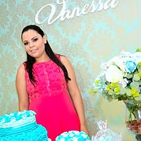 Aniverário da Vanessa