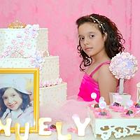 Aniversário Emanuely Faquim