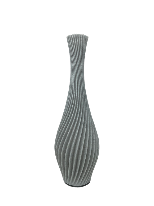 Spiral Vase Marble