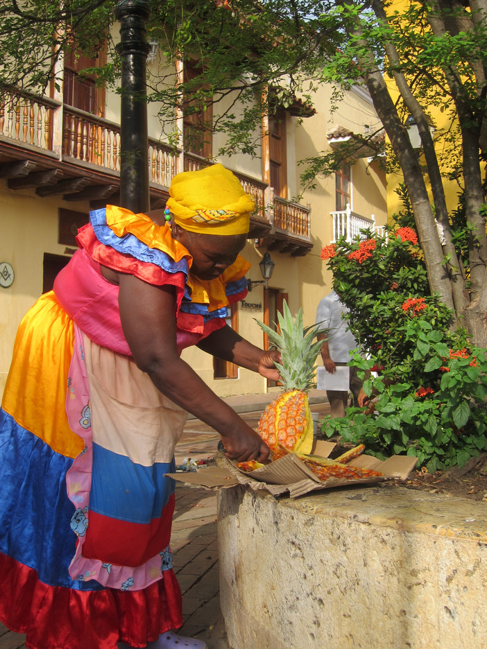 The Colours of Cartagena
