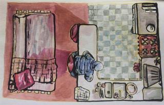 Cartoons at Midnight Concept Art