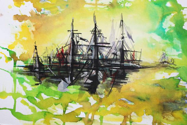 City of masts