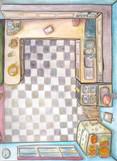 Michael's Room BACKGROUND
