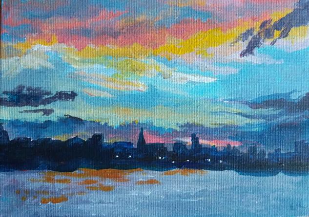 Sunset Series - 4