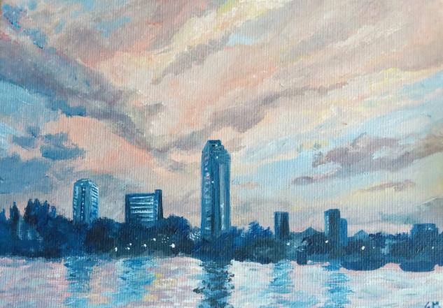 Sunset Series - 1