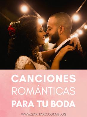 Canciones Románticas para tu Boda - Playlist en Español e Inglés