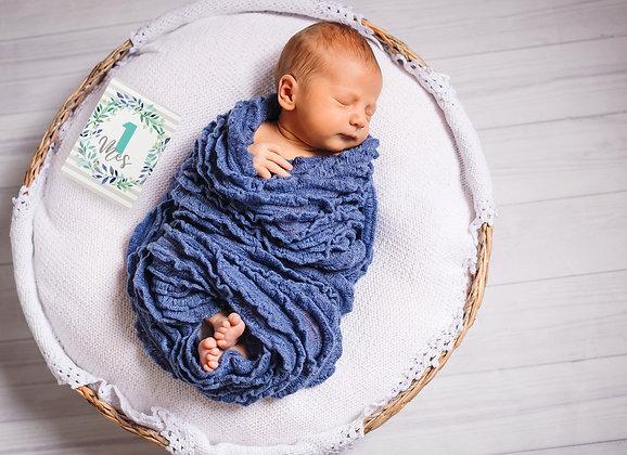 Tarjetas para Bebes - Mes a Mes