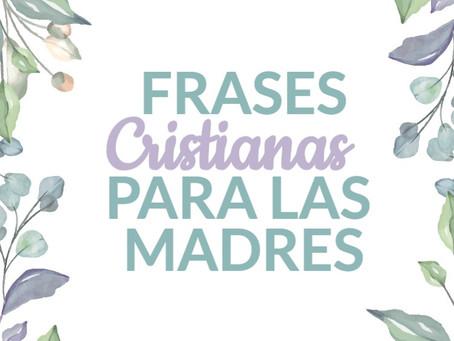 Frases Gratis para el Día de las Madres