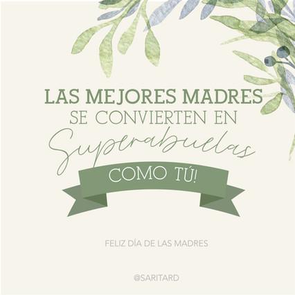 Frases Día de las Madres