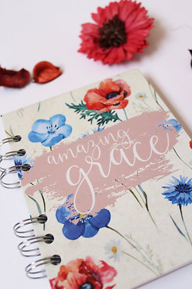 Libretas Grace - Amazing Grace