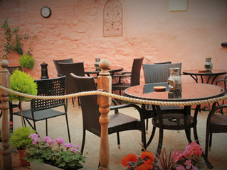 The Courtyard @ Il Casita now open for Al Fesco dining