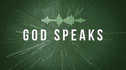 God Speaks Bible Study