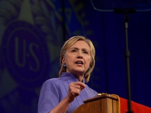 Clinton says could not recall all the summary due to concussion to FBI