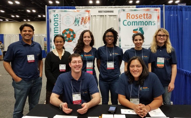 The time Parisa attended SACNAS