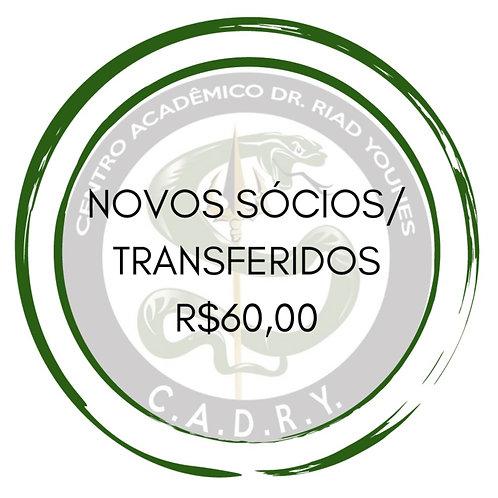 Associação Novos Sócios/Transferidos